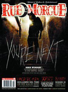 [Rue Morgue Magazine #141 (Product Image)]