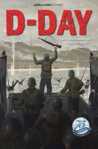 [World War Ii Comix: D Day & Campaign Across France (Product Image)]