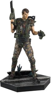[Alien/Predator Figure Collection Magazine #8 Hudson From Aliens (Product Image)]