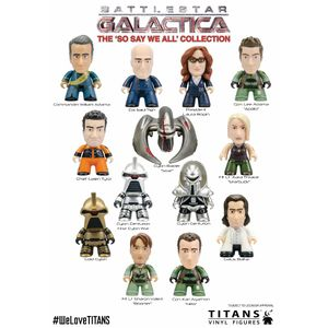 [Battlestar Galactica: TITANS: So Say We All (Product Image)]