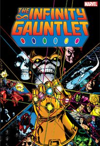 [The Infinity Gauntlet (UK Edition) (Product Image)]