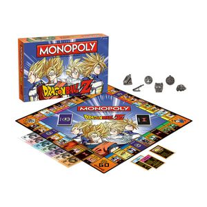 [Dragon Ball Z: Monopoly (Product Image)]