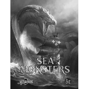 [Sea Monsters (5th Edition Compatible) (Product Image)]