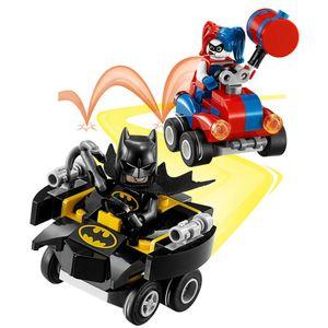 [LEGO: Mighty Micros: Batman Vs Harley Quinn (Product Image)]
