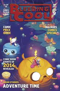 [Bleeding Cool Magazine #9 (Product Image)]