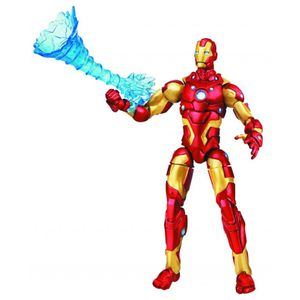 [Avengers: Infinite: Wave 1 Action Figures: Heroic Age Iron Man (Product Image)]