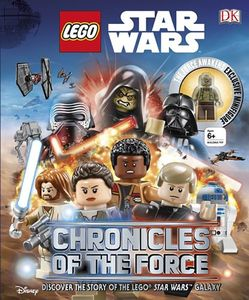 [LEGO Star Wars: Chronicles Of The Force (Hardcover) (Product Image)]