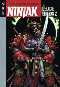 [Ninjak: Deluxe Edition: Book 2 (Hardcover) (Product Image)]