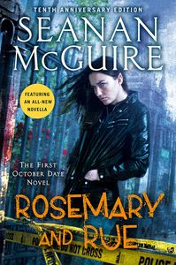 [October Daye: Book 1: Rosemary & Rue 1 (Hardcover) (Product Image)]