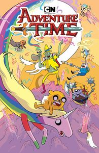 [Adventure Time: Volume 17 (Product Image)]