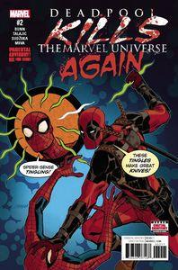 [Deadpool Kills The Marvel Universe Again #2 (Product Image)]
