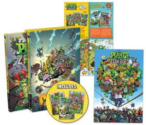 [Plants Vs Zombies: Box Set (Hardcover) (Product Image)]