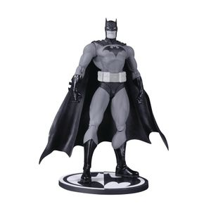 [DC: Action Figure: Black & White Batman Hush By Jim Lee (Product Image)]