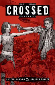 [Crossed: Badlands #60 (Red Crossed Variant) (Product Image)]