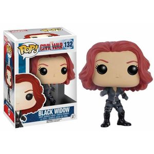 [Captain America: Civil War: Pop! Vinyl Figures: Black Widow (Product Image)]