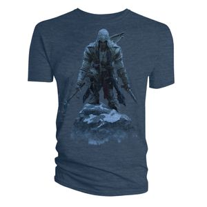 [Assassin's Creed 3: T-Shirts: Connor Rock Perch (Product Image)]