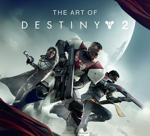 [The Art Of Destiny 2 (Hardcover) (Product Image)]
