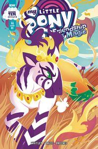 [My Little Pony: Friendship Is Magic #90 (Justasuta Variant) (Product Image)]