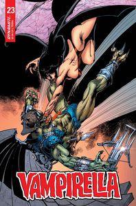 [Vampirella #23 (Cover P Premium Castro Variant) (Product Image)]