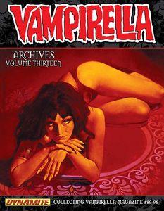 [Vampirella: Archives: Volume 13 (Hardcover) (Product Image)]