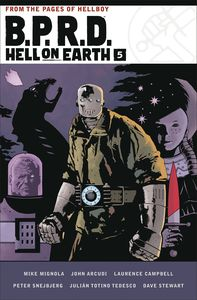 [B.P.R.D. Hell On Earth: Volume 5 (Hardcover) (Product Image)]