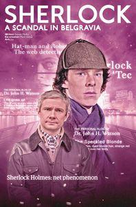 [Sherlock: Scandal In Belgravia #3 (Cover B Photo) (Product Image)]