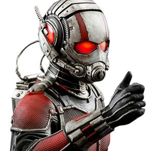 [Marvel: Hot Toys Deluxe Action Figure: Ant-Man (Product Image)]