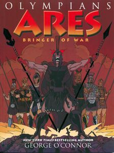 [Ares: Bringer Of War (Hardcover) (Product Image)]