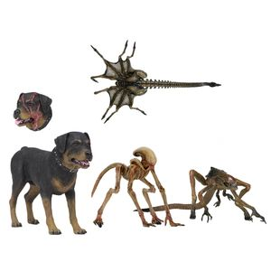 [Alien 3: Action Figure 4 Pack: Creature Pack (Product Image)]