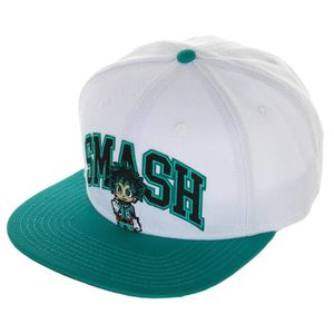 [My Hero Academia: Snapback Cap: Smash (Product Image)]