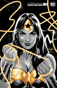 [Wonder Woman: Black & Gold #1 (Yanick Paquette Cardstock Variant) (Product Image)]