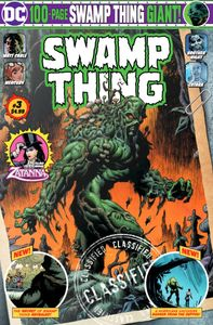 [Swamp Thing: Giant Edition #3 (Product Image)]