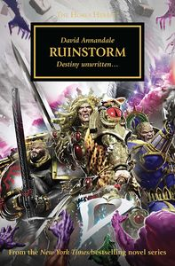 [The Horus Heresy: Book 46: Ruinstorm (Product Image)]