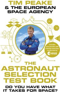 [The Astronaut Selection Test Book (Product Image)]