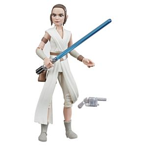 [Star Wars: The Rise Of Skywalker: Galaxy Of Adventures Action Figure: Rey (Product Image)]