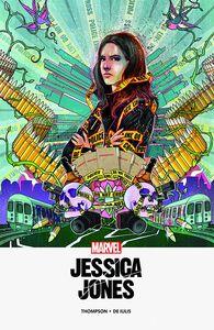 [Jessica Jones: Blind Spot (Marvel Premiere Graphic Novel) (Product Image)]