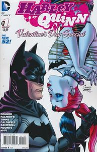 [Harley Quinn: Valentines Day Special #1 (Variant Edition) (Product Image)]