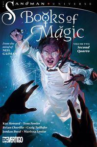[Books Of Magic: Volume 2: Second Quarto (Product Image)]