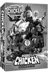 [Robot Chicken: Season 1-3 Box Set (Product Image)]