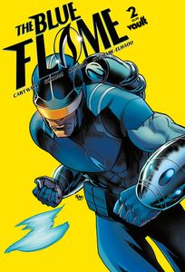 [Blue Flame #2 (Cover A Gorham) (Product Image)]