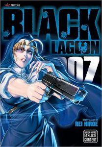 [Black Lagoon: Volume 7 (Product Image)]