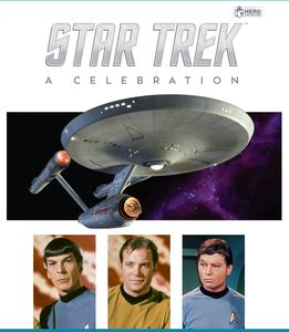 [Star Trek: The Original Series: A Celebration (Hardcover) (Product Image)]