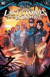 [Dark Nights: Death Metal: Last Stories Of The DC Universe #1 (Product Image)]