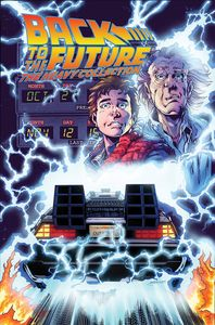[Back To The Future: The Heavy Collection: Volume 1 (Product Image)]