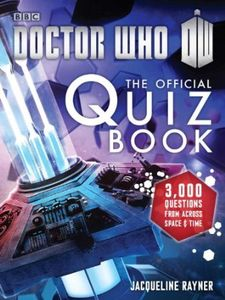 [Doctor Who: The Official Quiz Book 2014 (Product Image)]