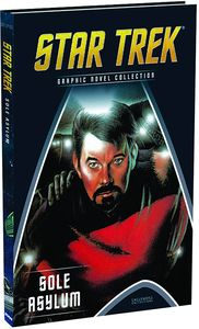 [Star Trek: Graphic Novel Collection: Volume 86: Deep Space Nine: Sole Asylum (Product Image)]