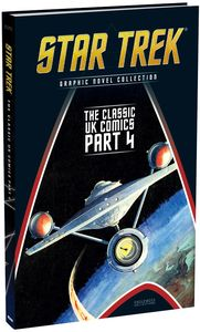 [Star Trek: Graphic Novel Collection: Volume 121: Classic Uk Comics: Part 4 (Hardcover) (Product Image)]