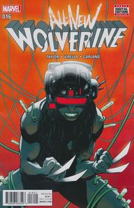 [All New Wolverine #16 (Product Image)]