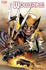 [Wolverine #18 (Greg Land Variant) (Product Image)]