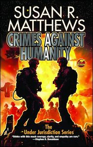 [Under Jurisdiction: Book 8: Crimes Against Humanity (Product Image)]